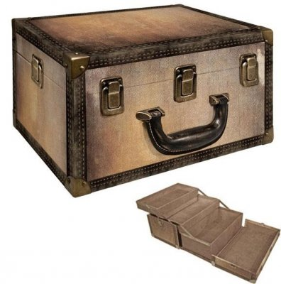 Cargo Case Tim Holtz Idea-ology Collection