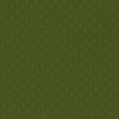 Bazzill Dotted Swiss Cardstock - Clover Leaf Trio - Clover Leaf
