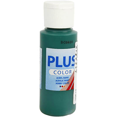Akrylfärg PLUS Color 60 ml - Dark Green