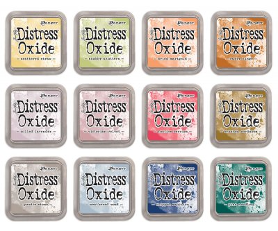Distress Oxide Tim Holtz