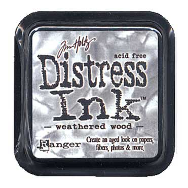 Distress Ink - Weathered Wood  - Tim Holtz