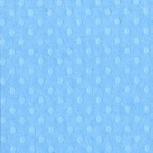 Bazzill Dotted Swiss Cardstock - Neptune Trio - Poolside