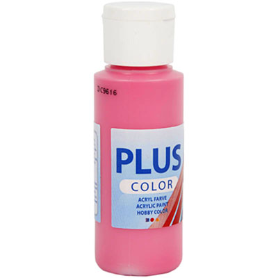 Akrylfärg PLUS Color 60 ml - Fuschia