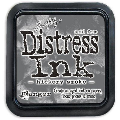 Distress Ink - Hickory Smoke - Tim Holtz