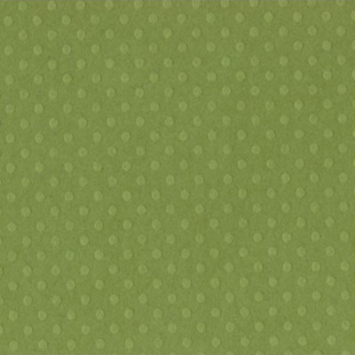 Bazzill Dotted Swiss Cardstock - Clover Leaf Trio - Irish Eyes