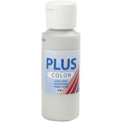Akrylfärg PLUS Color 60 ml - Light Grey