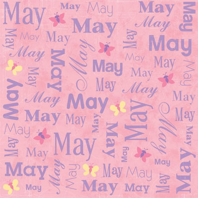 Papper Calendar Collection - May