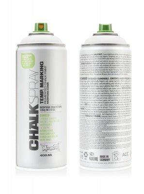Montana Chalk Paint - White - 400 ml