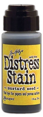 Distress Stain - Mustard Seed