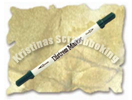 Distress Marker Penna - Old Paper