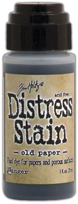 Distress Stain - Old Paper