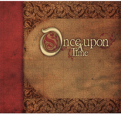 "Album 12"" x 12"" - Once Upon A Time"