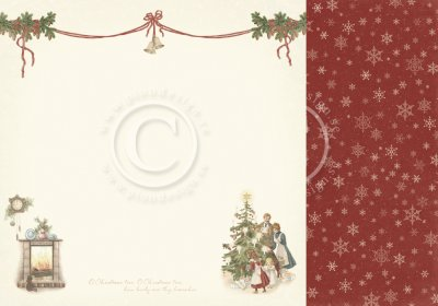 Papper Pion Design - Lets be Jolly - Christmas Eve