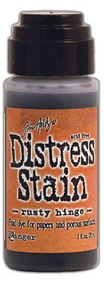 Distress Stain - Rusty Hinge