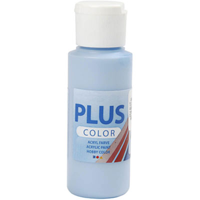 Akrylfärg PLUS Color 60 ml - Sky Blue