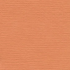 Cardstock Bazzill - Canvas - Apricot