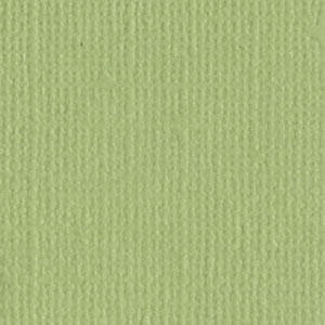 Cardstock Bazzill - Canvas - Pear