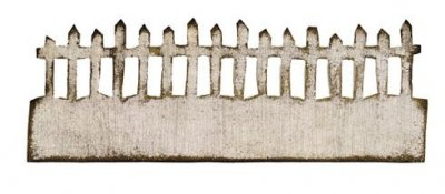 Dies - On The Edge By Tim Holtz - On the Fence