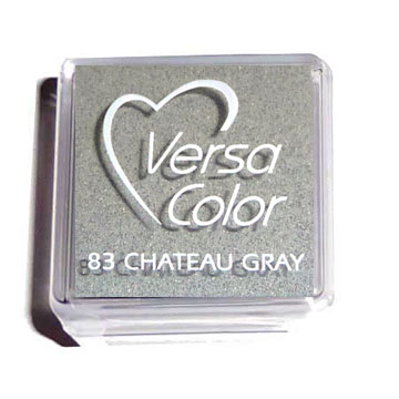 Stämpeldyna Versa Color Small - Chateau Gray