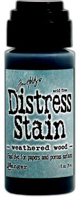 Distress Stain - Weathered Wood