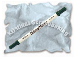 Distress Marker Penna - Weathered Wood