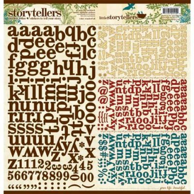 Stickers Storyteller - WonderFall