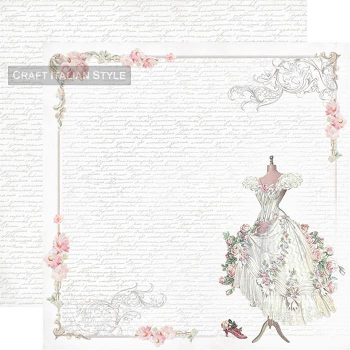 paper pad 12 x12 stamperia wedding m nstrade br llopspapper tema br llop h gtider. Black Bedroom Furniture Sets. Home Design Ideas